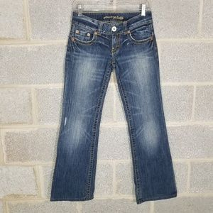 American Eagle Distressed Women's Jeans Size 0